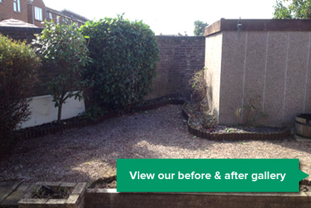 Examples of our rubbish clearance work